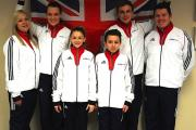 King Edmund's Gym Club stars have been called up by Team GB