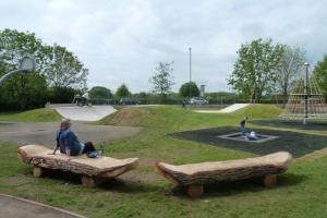 Skate park open after renovation in Yate
