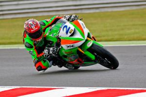 MOTOR CYCLING: Yate ace Hedger lands a first ever podium place
