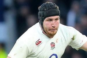 RUGBY UNION: Dursley's England ace Ben Morgan 'on track' to make the World Cup