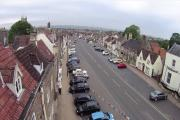 Photographer creates time lapse of Chipping Sodbury Festival