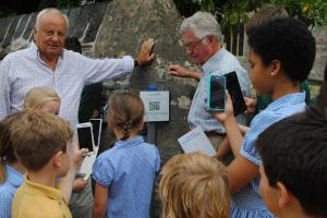 Digital project brings history of Olveston residents to life
