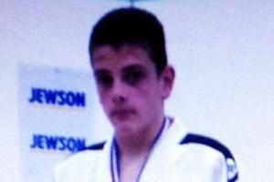 JUDO: Dursley's Danny Fox won gold at Devizes Open Championships