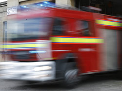 Firefighters tackle electronics fire at Chinese restaurant in centre of Thornbury