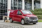Motor News: Revitalised Mercedes Vito has  a more efficient diesel engine