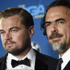 Gazette Series: Leonardo DiCaprio turns up to watch Alejandro Inarritu win big at the Directors Guild Awards for The Revenant
