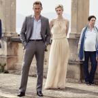 Gazette Series: Hugh Laurie loved playing a baddie in new Tom Hiddleston BBC series The Night Manager