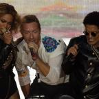 Gazette Series: Beyonce, Coldplay and Bruno Mars performed at the Super Bowl and it was EVERYTHING