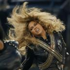 Gazette Series: Beyonce almost fell on stage at the Super Bowl - but recovered flawlessly