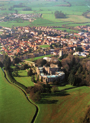 Fields opposite Berkeley Castle have been earmarked for 197 homes