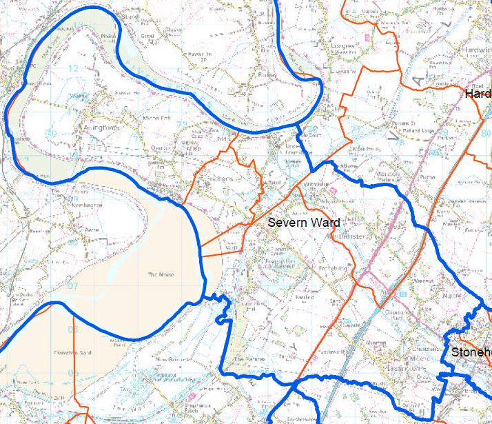 Stroud District Council elections: Severn ward
