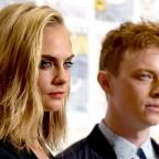 Gazette Series: Cara Delevingne debuts new haircut as she says she loves the Mile High Club - but she's been caught every time