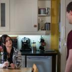 Gazette Series: EastEnders shows pregnant Whitney Dean confronting cheating boyfriend Lee Carter