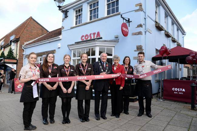 Costa Coffee Ready To Prove Themselves To Critics With Shop