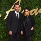 Gazette Series: These posts from David and Victoria Beckham in China are TOO cute