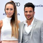 Gazette Series: Peter Andre reveals his baby son's name and it's super-cute