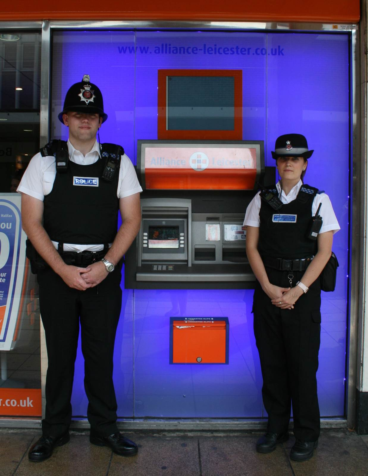Gang jailed for cashpoint machine thefts in Gloucestershire