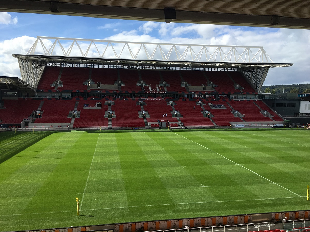 City Chat - Talk from the Ashton Gate stands