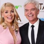 Gazette Series: Holly Willoughby teases Phillip Schofield over his 'horrible' holiday in Dubai
