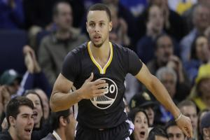 Stephen Curry quiet but Golden State Warriors get the job done