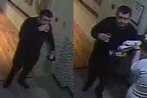 Police release CCTV footage of man wanted for questioning over sexual offence at Tortworth Court