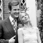 Gazette Series: Bond girl Britt Ekland says her 'Bond is gone' as Sir Roger Moore dies age 89