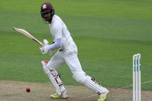 Kumar Sangakkara misses out on sixth successive ton as Surrey draw with Essex