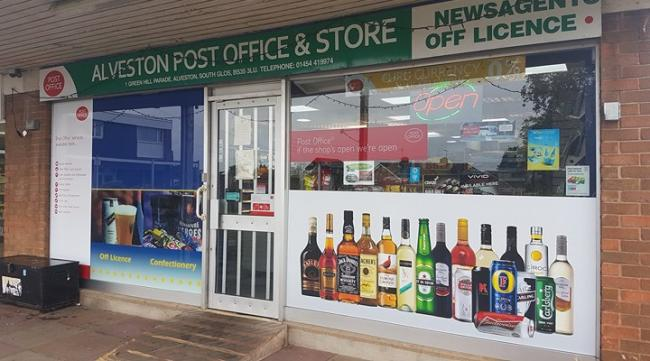 Alveston shopkeeper fearing for business after 'software issues' result in owing Post Office £41,000