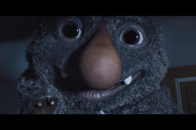 Young boy and his imaginary monster are stars of this year's John Lewis Christmas advert