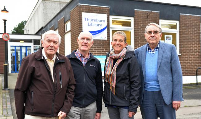 Decision to close library user committees criticised by Thornbury councillors