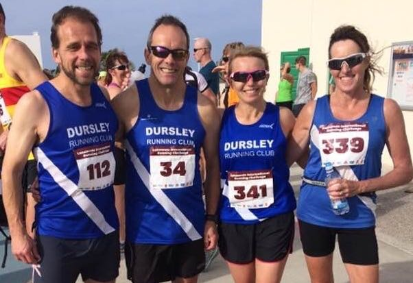 Dursley Running Club round-up: Browning produces stunning run in Brecon Beacons