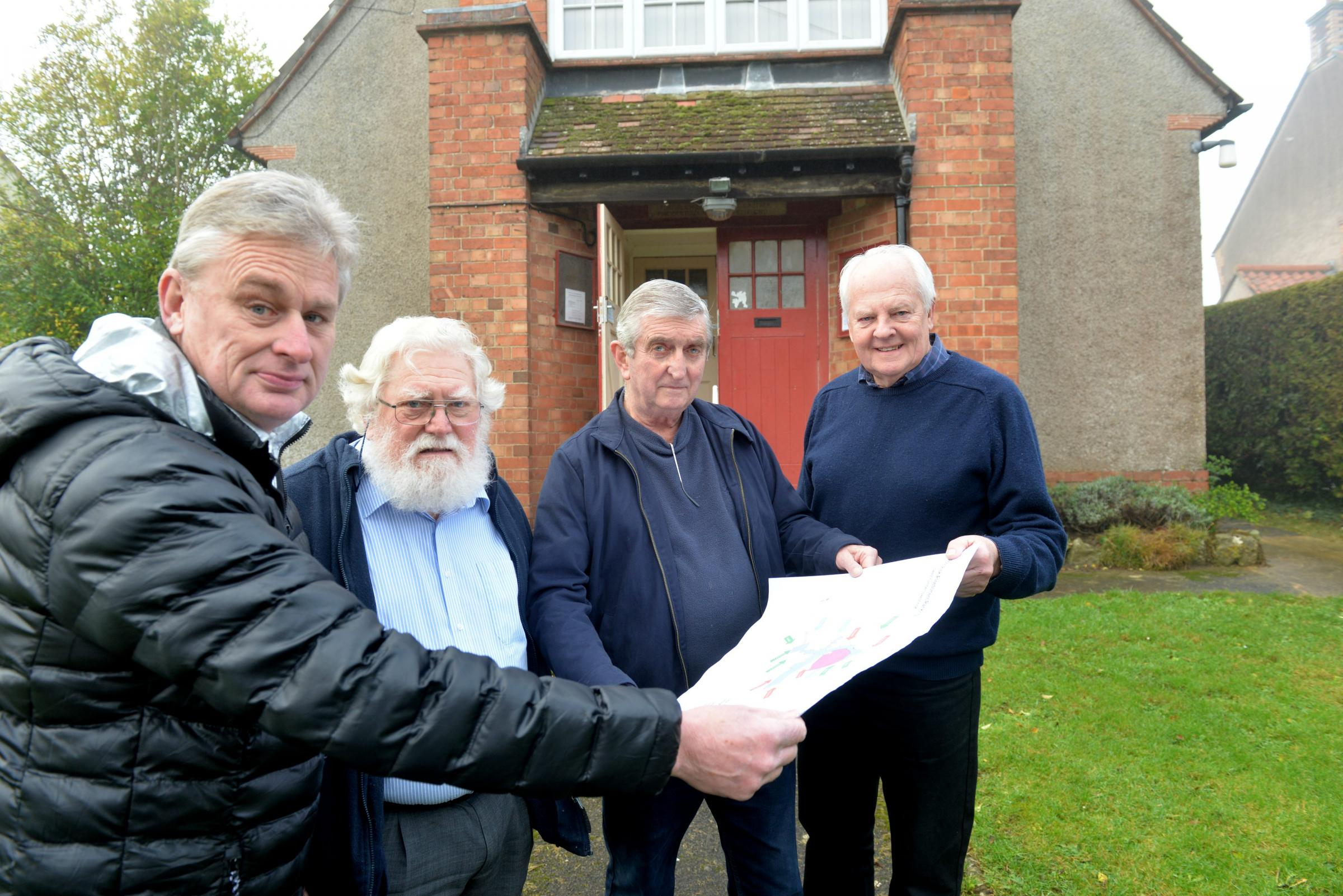 Oldbury residents called on to help shape village for the future