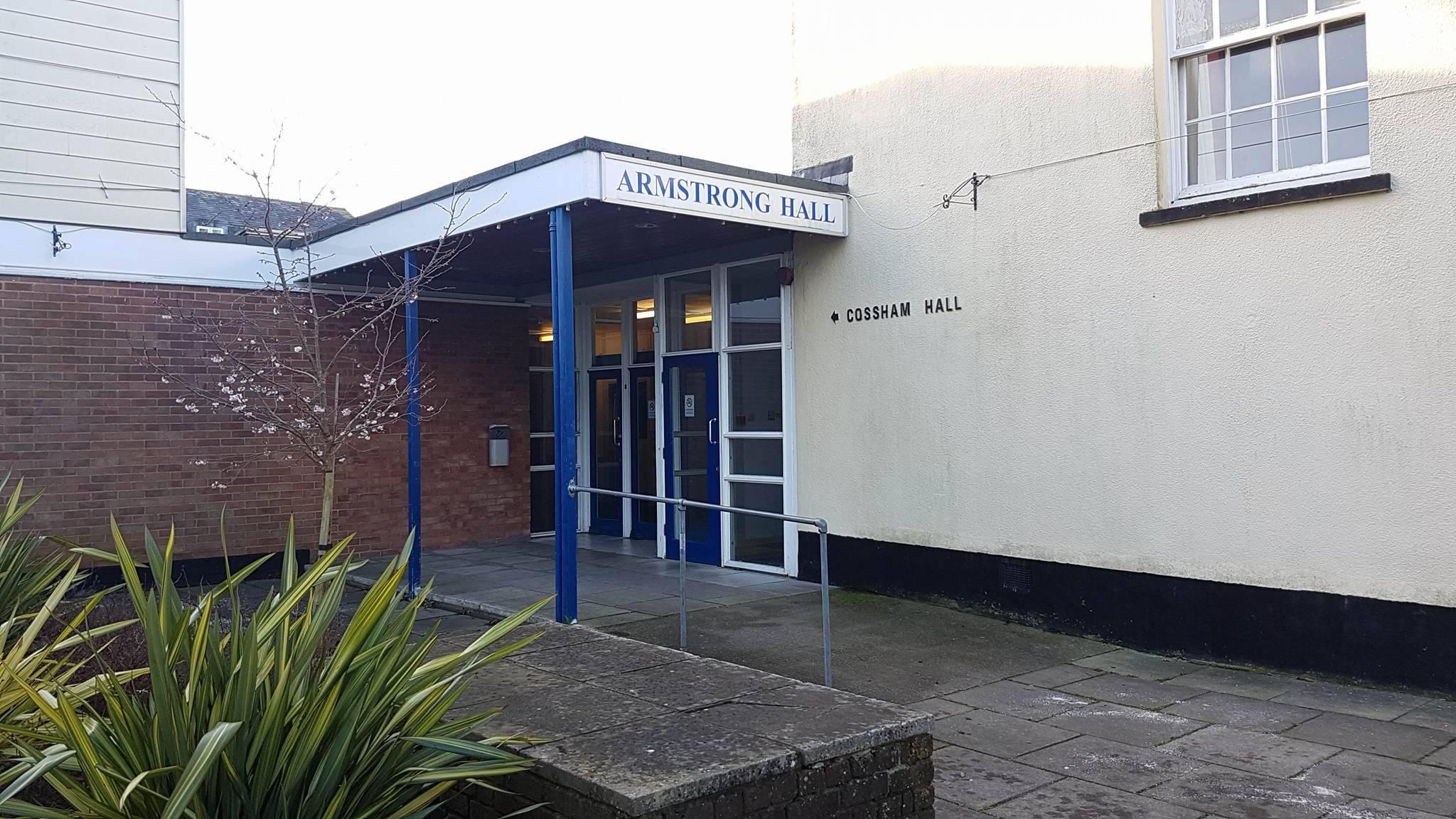 Date set for town meeting to discuss future of Armstrong Hall in Thornbury