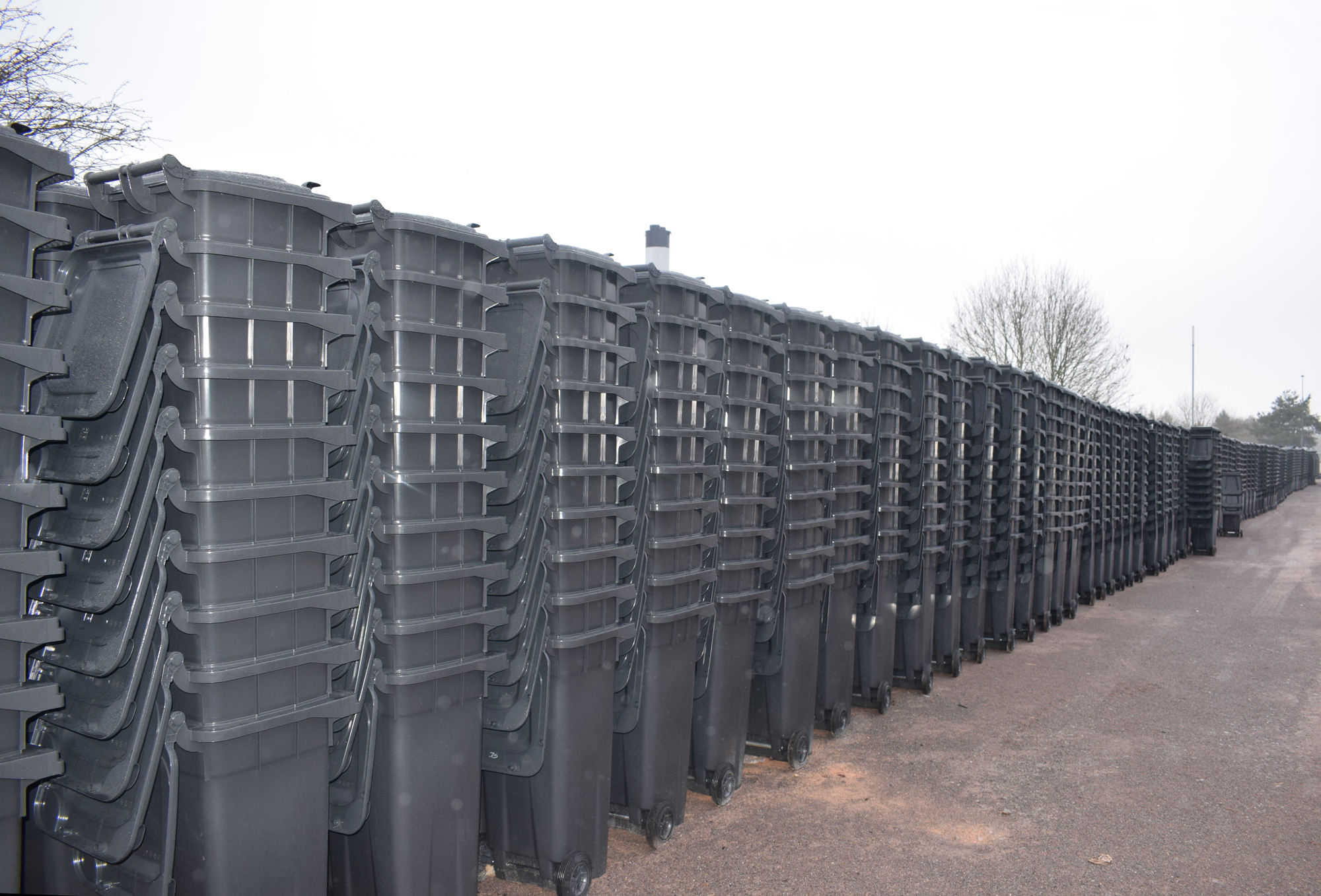 Smaller black bins to be rolled out in South Gloucestershire from Monday
