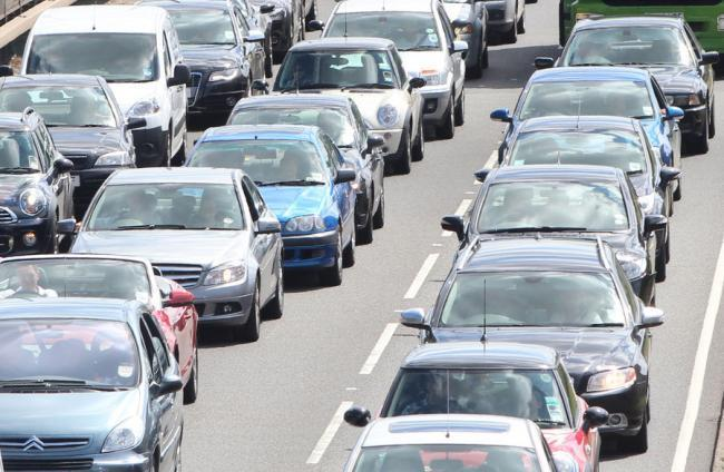 TRAFFIC: The latest updates on the region's roads