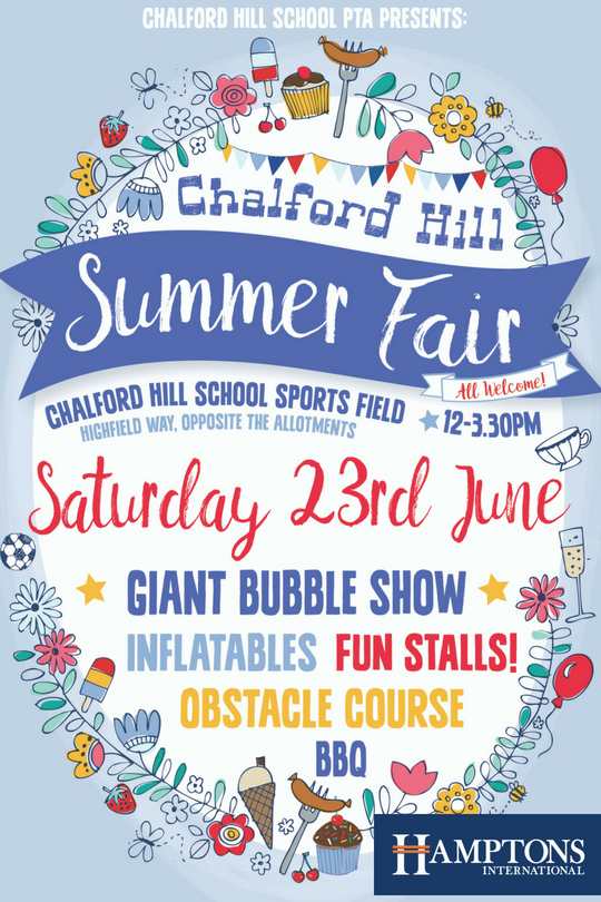 Chalford Hill Summer Fair