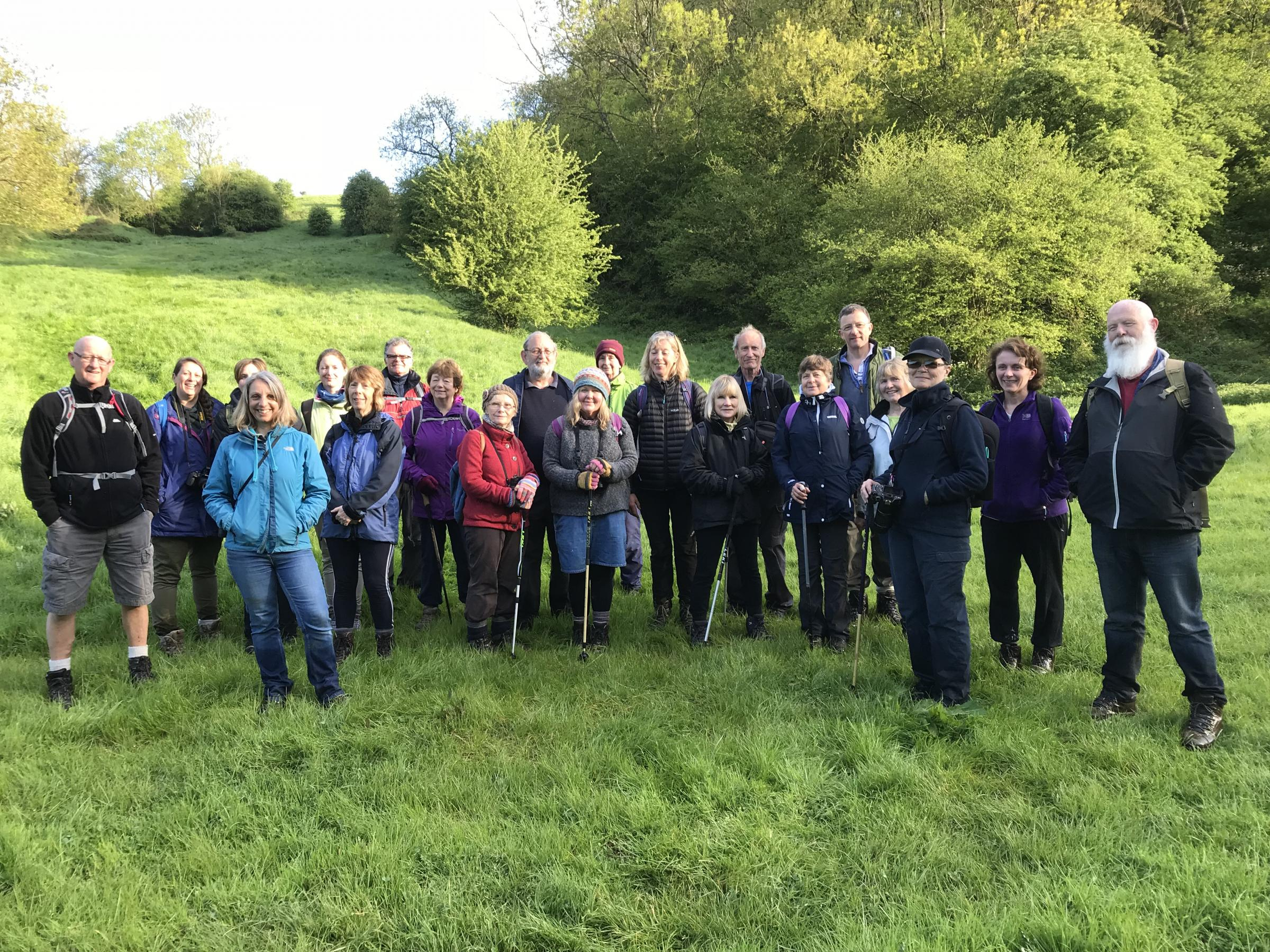 Wotton Walking Festival hailed as a great success