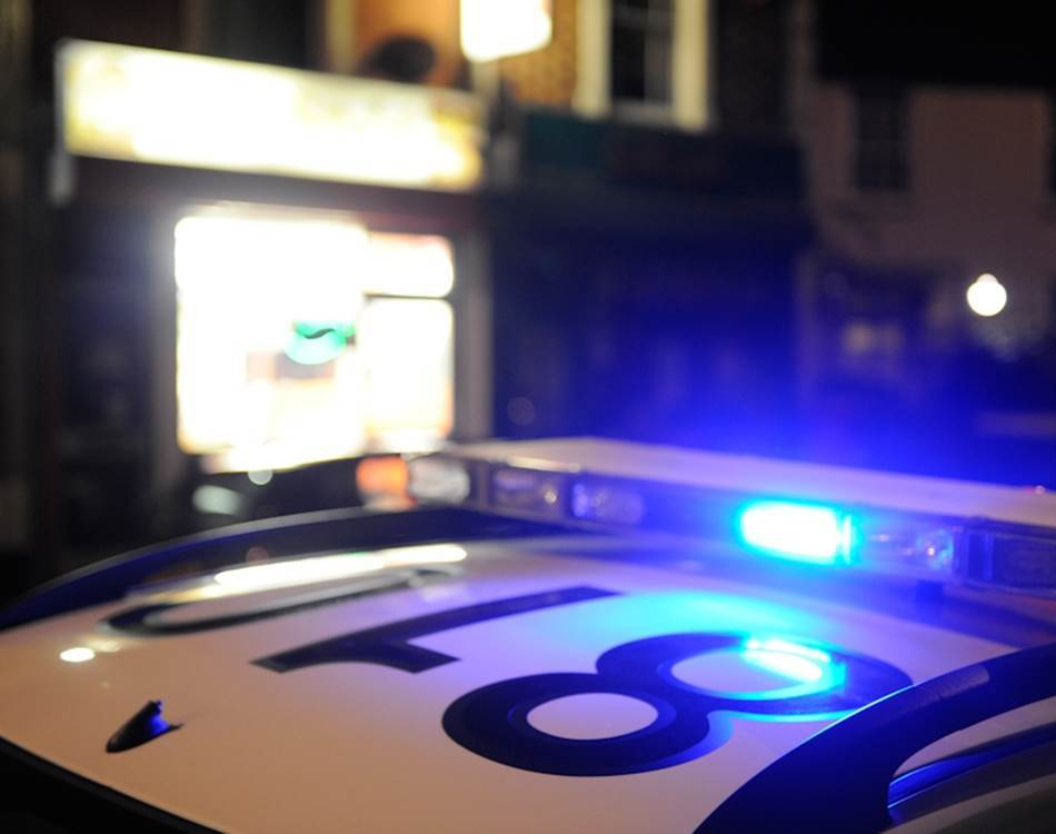 Police were called to Larkspur Close last Friday following reports of an assault
