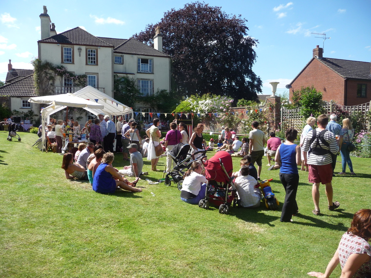 St Mary's Kingswood Annual Village Fete