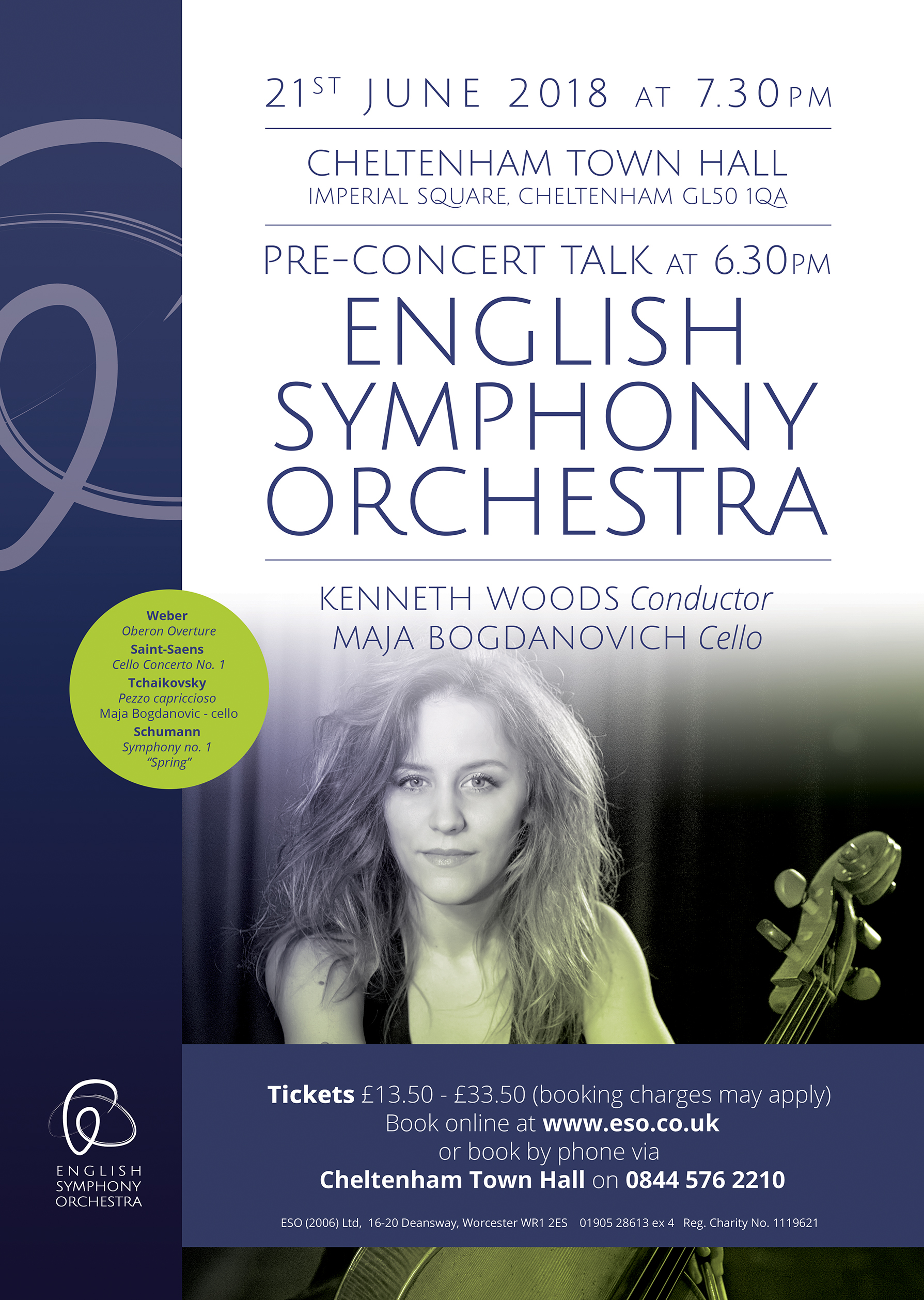 Romantic Classics with the English Symphony Orchestra