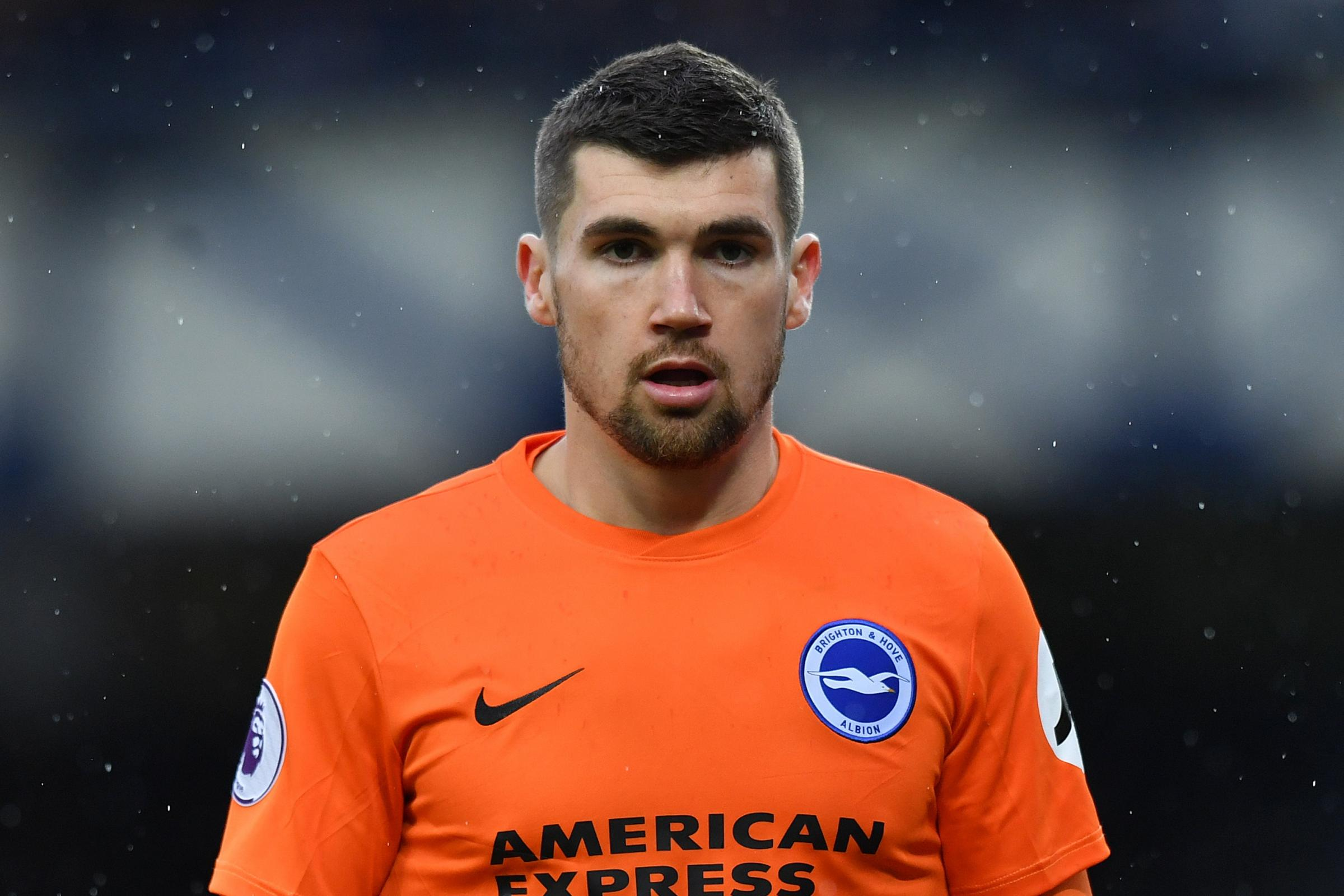 Brighton goalkeeper Mathew Ryan is out in Russia with Australia