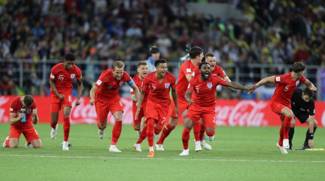England player ratings VS Colombia: 1 -1 (4-3 pens