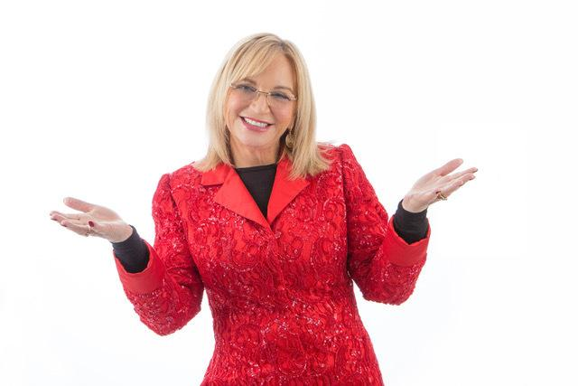 Psychic Sally is coming back to Chipping Sodbury for another date