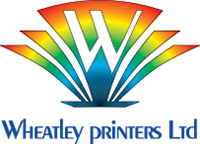 Gazette Series: Wheatley Printers Stroud - logo