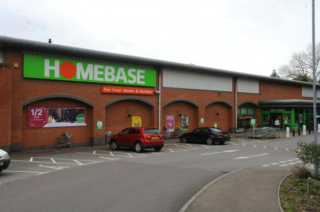 Homebase in Stroud is one of the 249 stores that could close