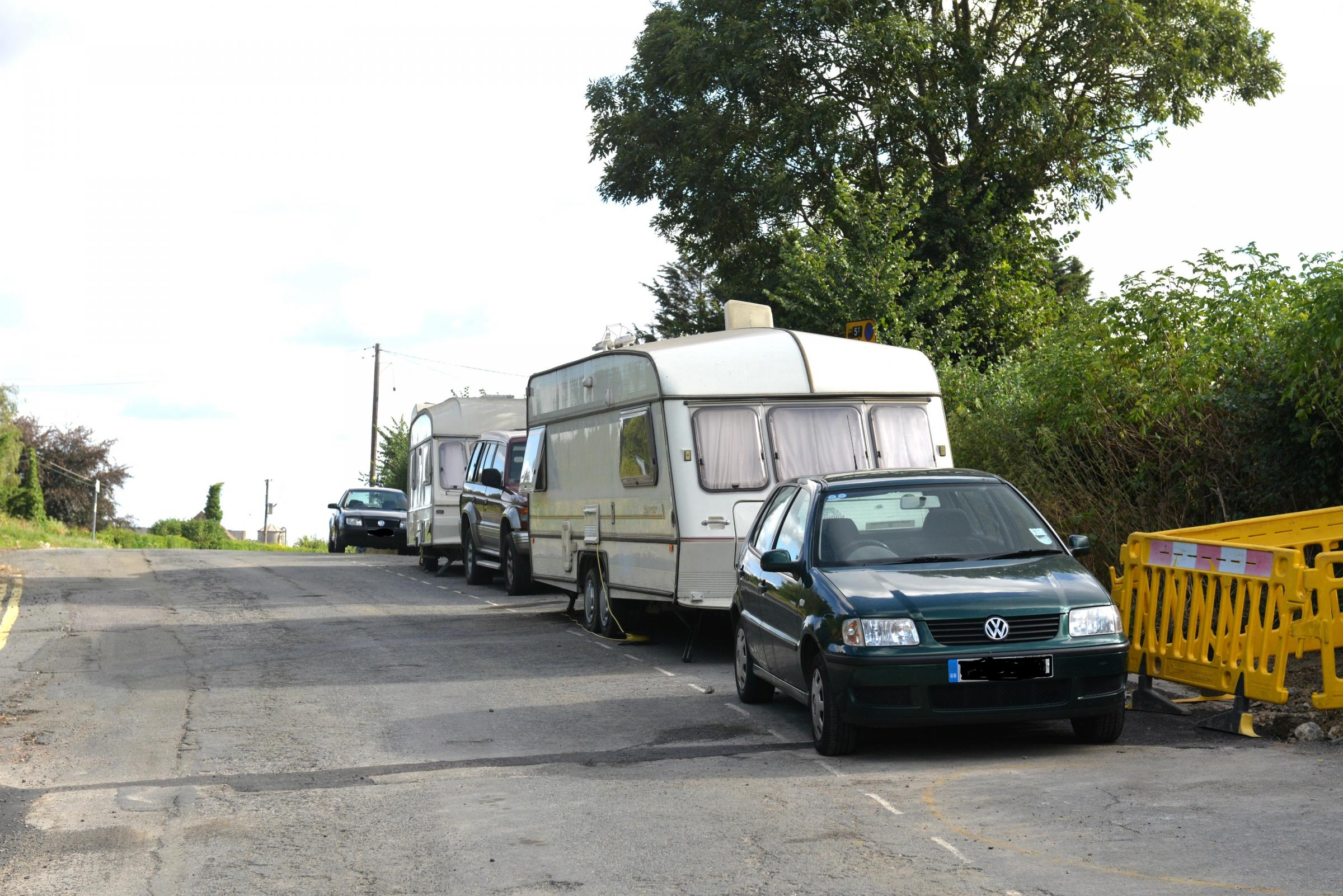 Cambridge residents frustrated by long-running caravan saga
