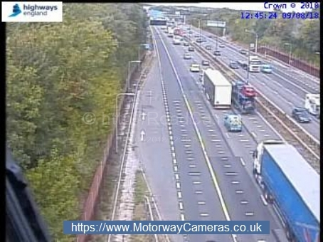 An accident on the M4 has caused delays