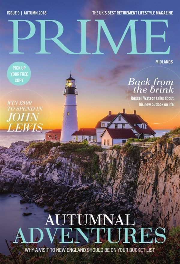 Prime magazine's autumn edition is out now