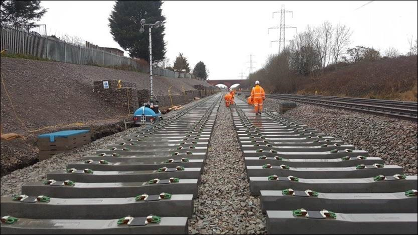 The work will be aimed at improving the railway services into Bristol in the long-term