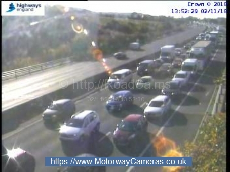 There are long delays on the M5
